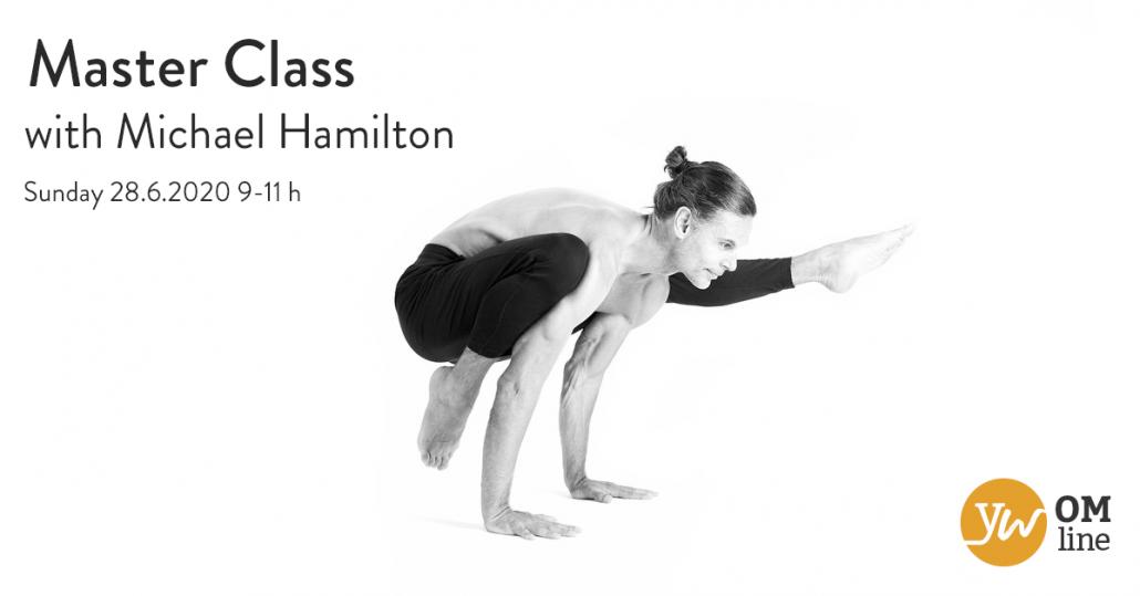 michael hamilton yogawerkstatt master class yoga