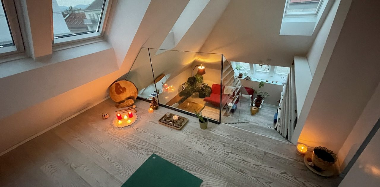 Yogaplatz Sacred Space